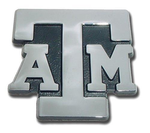 Aggies Atm - Texas A&M Aggies Premier Chrome Metal