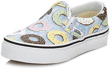 Vans Kids Skyway/Donuts Classic Slip On