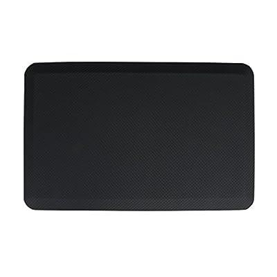 Buhbo ERGO Comfort Series Anti-Fatigue Floor Mat for Office, Kitchen, Standing Desk, Garage