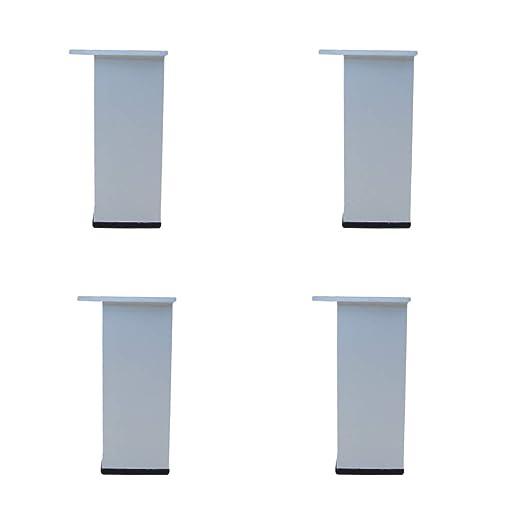 Muebles pies de aleación de aluminio Sofá Pie, cama Pie, Mueble ...