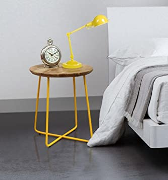 Surprising Store Indya Sale Stylish Wooden Round End Coffee Table Stool Caraccident5 Cool Chair Designs And Ideas Caraccident5Info