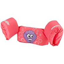 Coleman Company Stearns Puddle Jumper Basic Pink Crab Personal Floatation Device, Pink/Purple
