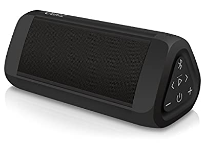 Cambridge Soundworks OontZ Angle 3 ULTRA Splashproof Portable Bluetooth Speaker with Dual Stereo