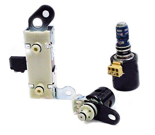- AODE 4R70W Transmission Solenoid Set - Dual Shift EPC TCC