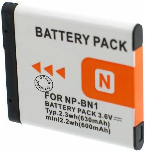 Battery Compatible for Sony DSC-W330
