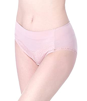Intimate Portal Women True Comfy Modal Cotton Full Brief Panties No Panty Lines