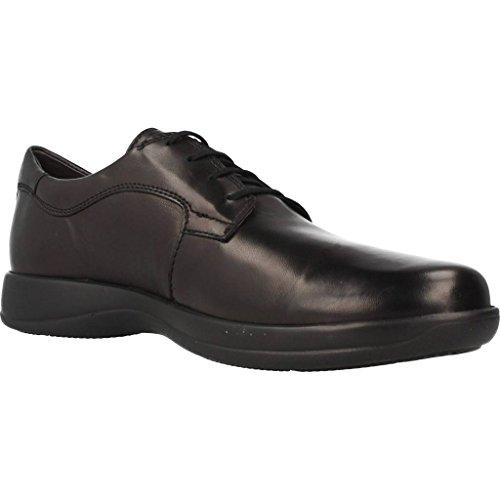 Zapatos de cordones para hombre, color Negro , marca STONEFLY, modelo Zapatos De Cordones Para Hombre STONEFLY SEASON III 10 NAPPA Negro Negro