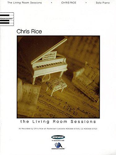 The Living Room Sessions Chris Rice Christian Book