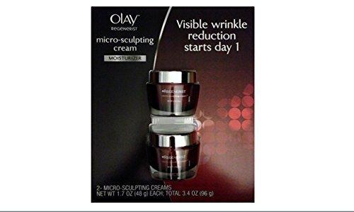 Olay Regenerist Micro-sculpting Cream Moisturizer 1.7 Oz  Ea