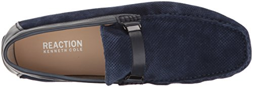Kenneth Cole Reaction Men's Herd The Word Slip-on Loafer Navy ygPPVz