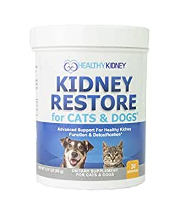 Cat And Dog Kidney Support Natural Renal Supplements To