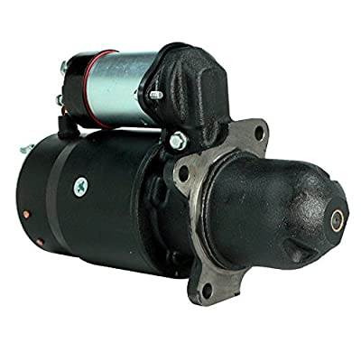 DB Electrical SDR0102 New Starter for Hyster Cranes KE-100 Kerry Krane Continental F-245, Lift Trucks H-100C H-120C H-60 H-70 P-80 S-100 /119852A, 1335326, 170238, 282663, 282666, 3001020, 3033926: Automotive