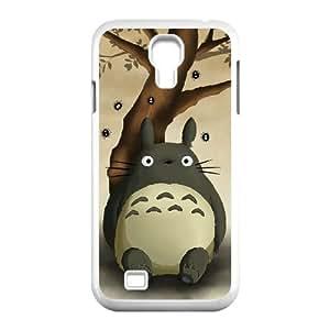 Samsung Galaxy S4 9500 Cell Phone Case White My Neighbor Totoro ufnt