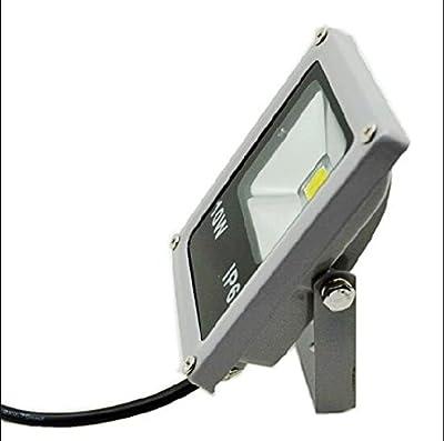 White, 10W : Waterproof IP65 Flood Light Outdoor Light Spotlight Lamp White Warm White Refletor Led AC/DC 12V