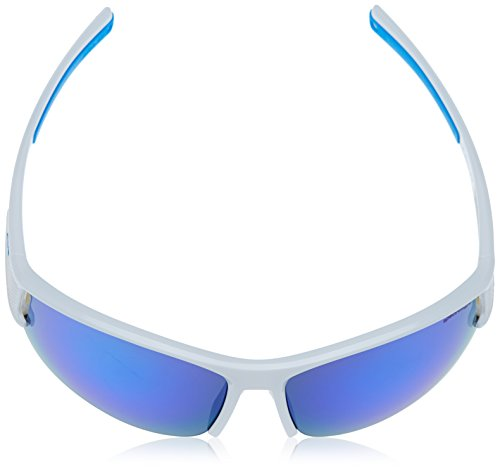 Julbo Eole Lunettes de Soleil Homme Blanc Bleu DN44fBNW6x ... 270a84d13ae6