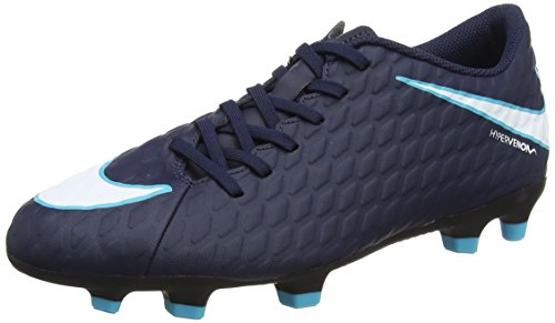 Bleue Bleu De Phade Fg Hypervenom Chaussures Hommes Glacier Gamma Soccer Nike Multicolores obsidienne Blanche Iii Pour 6OpSqAw