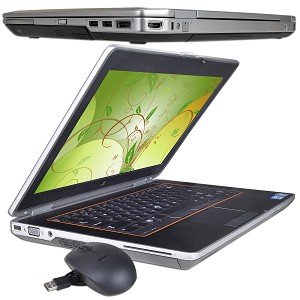 """Dell Latitude E6420 Core i5-2520M 2.5GHz 4GB 128GB SSD DVD 14"""" LED Laptop Windows 7 Professional w/6-Cell Battery"""