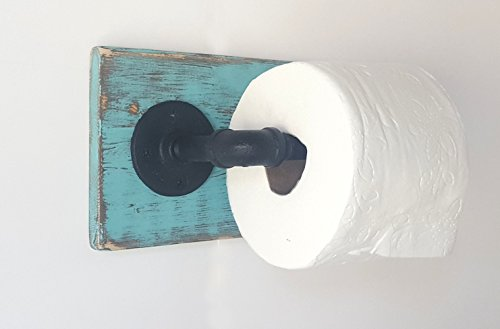 Industrial Pipe Décor by Out Back Craft Shack: Pipe Toilet Paper Roll - Holders Crafts Paper Toilet