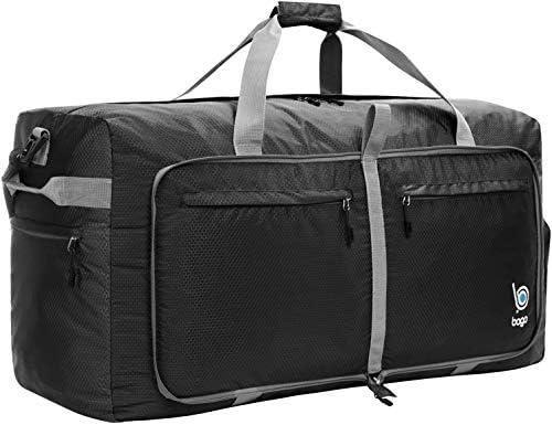 Bago 100L Travel Duffel Bags for Men Women – 29 X Large Duffle Bag Luggage