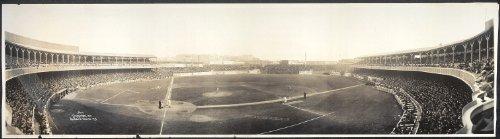 (Photo Panorama, baseball, Polo Grounds, New York, Oct. 13, 1910 1910)