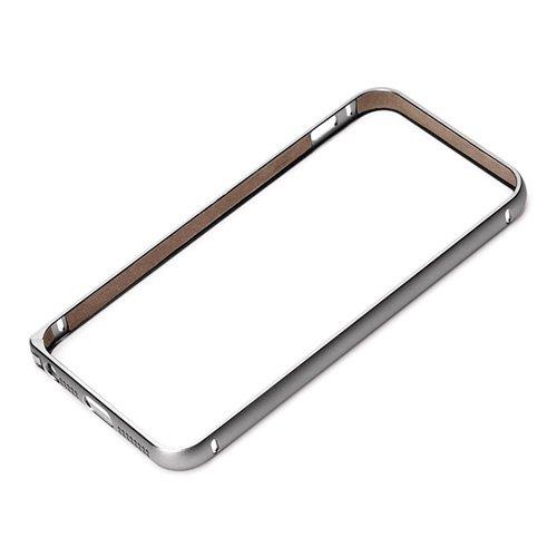 28e8b6f15d Amazon | iPhoneSE/5s/5ケース Premium Style アルミニウムバンパー ブラック PG-I5EBP03BK |  ケース・カバー 通販