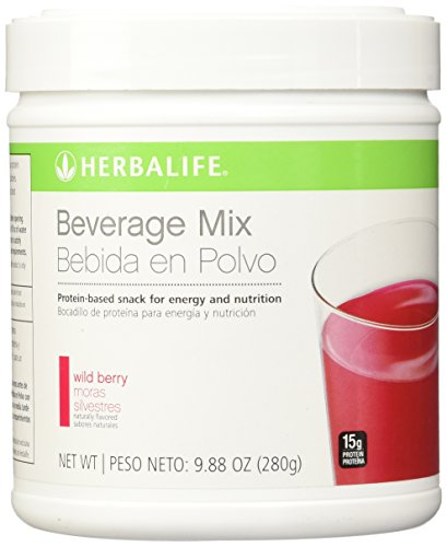herbalife wild berry mix - 1