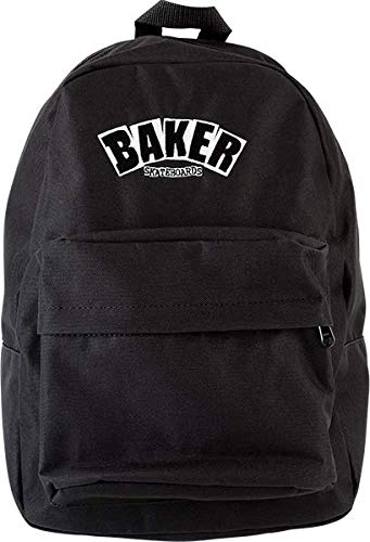 - Baker Skateboards Arch Black Backpack