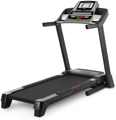 ProForm 905 zlt Treadmill Black Red,hwl 149x92x197 cm Plata/Negro ...