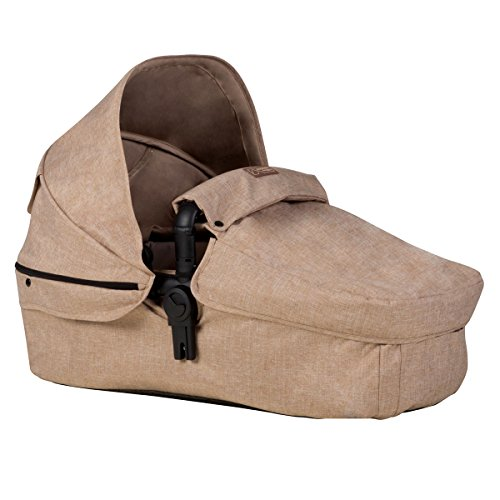 Mountain Buggy Cosmopolitan Carrycot Fabric Accessory, Mocha, Brown