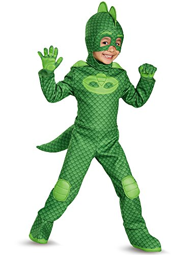 Disguise Gekko Deluxe Toddler PJ Masks Costume