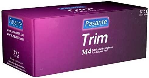Pasante Trim Preservativos, pack de 144 unidades: Amazon.es: Salud ...