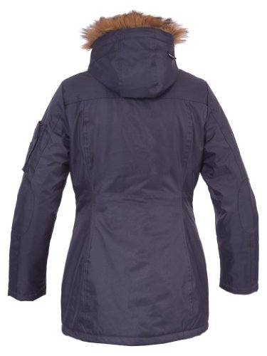For 3 Woman Independence Ebony 000 W Whisler Vertical Parka pro n7O0gq
