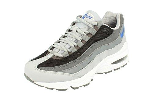 Nike Air Max 95 Gs Running Trainers 905.348 Schoenen Van De Wolf Grijs Spel Royal 003