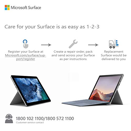 Microsoft Surface Laptop 2 LQL-00023 13.5 inch Touchscreen Laptop (8th Gen Intel Core i5/8GB/128GB SSD/Windows 10 Home/Integrated Graphics), Platinum