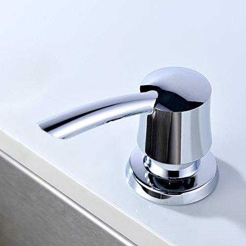 Kitchen Sink Hand Soap Dispenser: GICASA Bathroom Kitchen Sink Built In Soap Dispenser