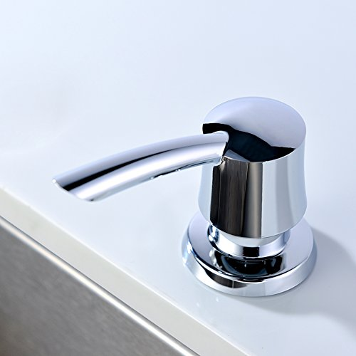 Gicasa Bathroom Kitchen Sink Built In Soap Dispenser