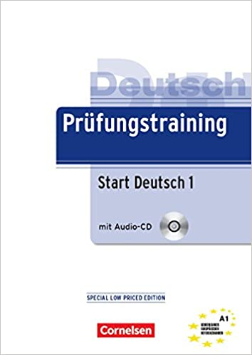 Buy Prüfungstraining Start Deutsch 1 Mit Audio Cd Book Online At Low