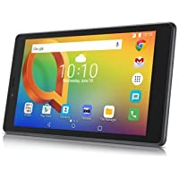 Alcatel Tablet A3 9203A 7 3G Quad Core 1.3GHz 16GB 1GB RAM Factory Unlocked Android 6.0 Smokey Gray