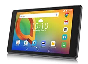 "Alcatel Tablet A3 9203A 7"" 3G Quad Core 1.3GHz 16GB 1GB RAM Factory Unlocked Android 6.0 Smokey Gray"