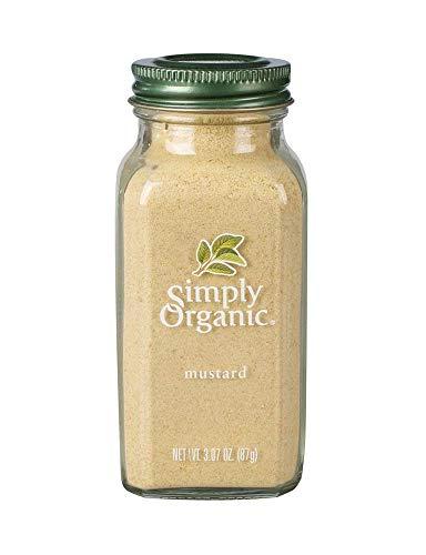 Simply Organic Ground Mustard Seed ( 1x3.07 OZ)
