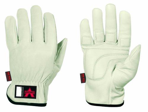 Valeo Driver's A/V Glove-TAN-XL