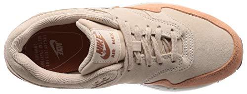 Multicolore Wair Sneakers Basses Bronze guava Femme mtlc Red 001 Ice Sc Premium 1 terra Nike Max Blush 8dg8q