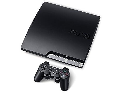 PlayStation 3 System Slim 120GB (120 Gigs)