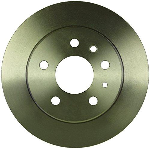 Bosch 36010934 QuietCast Premium Disc Brake Rotor For Select Mercedes-Benz (C, CD, CE, D, DL, E, LC, S, SD, SE, SEC, SEL, SL, SLC, TD,  ) 220, 240, 250, 280, 300, 350 380, 420, 450, 500, 560; Rear