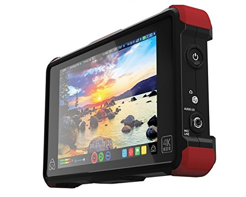 Atomos Ninja Flame - Capturadora de Video Digital (1280 x 720, 1920 x 1080, 3840 x 2160, Negro, 7.1