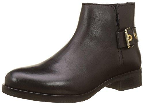 Donne nero Colore Tommy Boots Chelsea Di Delle 1a T1285essa Hilfiger nqqw6zfY