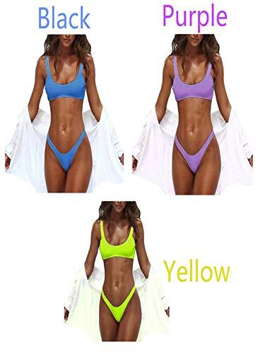 Bikini Mujer 201Bikini para Mujer Trajes De Baño Ropa De Playa ...