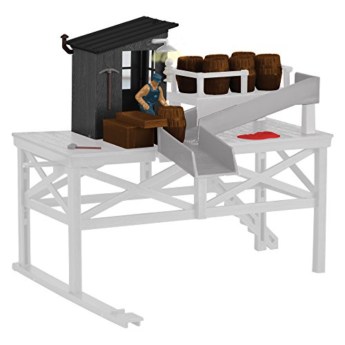 Lionel Barrel Loading Building (Lionel Trains Buildings compare prices)