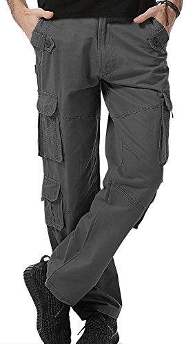 Cotton Combat Trousers - 1