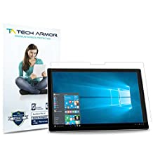Tech Armor Microsoft Surface Pro (2017) and Surface Pro 4 Anti-Glare/Anti-Fingerprint Film Screen Protector [2-Pack]